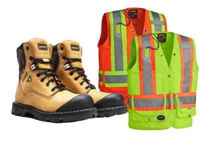 footwear and workwear